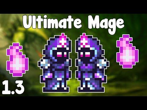 Ultimate Mage Loadout - Terraria 1.3 Guide Mage Loadout - GullofDoom