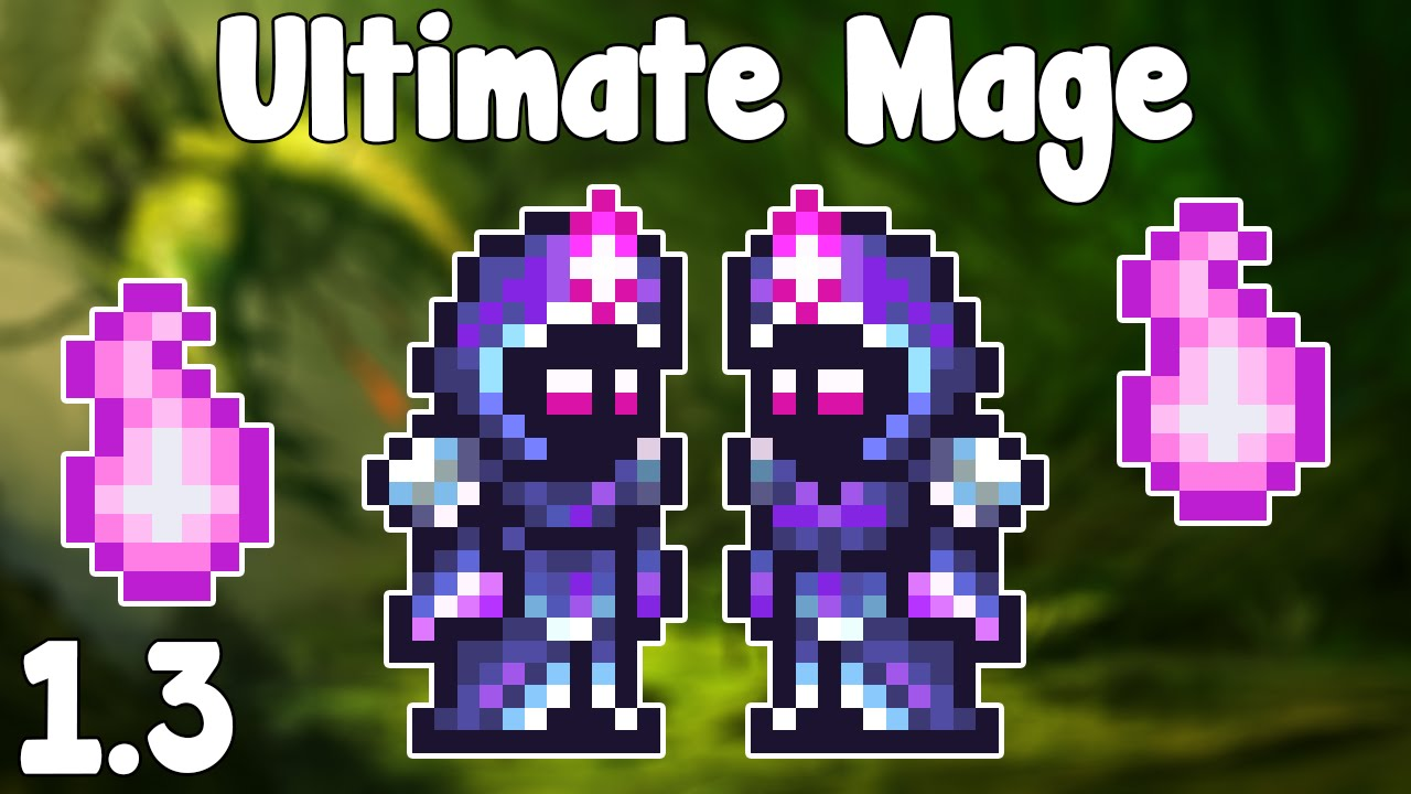 Ultimate Mage Loadout Terraria 1 3 Guide Mage Loadout