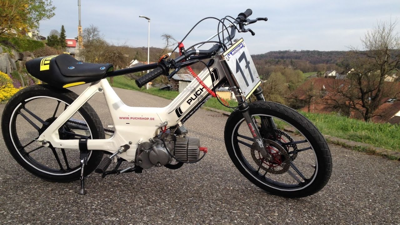 puch maxi n tuning story robin hoiberger youtube