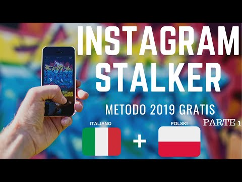 INSTAGRAM COME SPIARE IN ANONIMO - NOVEMBRE 2019 | INSTAGRAM PARTE 1 |
