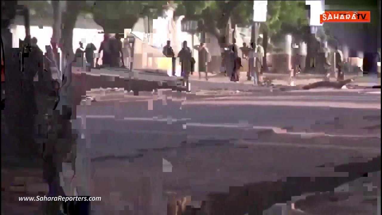 Boko Haram Terrorists' Attack On Borno Community, Askira