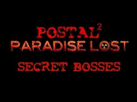Postal 2 Paradise Lost ALL SECRET BOSSES (1080p HD) |