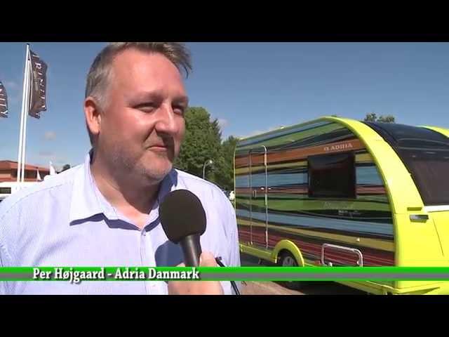 Adria Altea4four Signature (2015 Model)