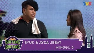 Video Bintang Bersama Bintang | Syuk & Ayda Jebat | Minggu 6 download MP3, 3GP, MP4, WEBM, AVI, FLV Maret 2018