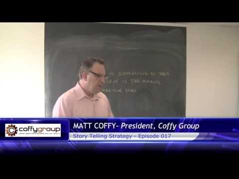 web marketing nj | Story Telling Strategy | That Marketing Show - 017