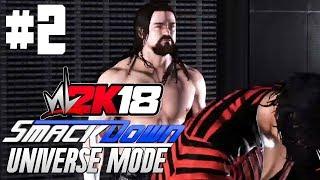 nL Live - WWE 2K18 Universe Mode: Greg Valentine