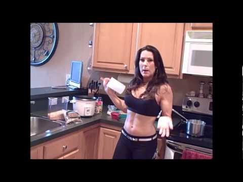 Fitness – Organic Healthy Cooking ~ Quick and Easy in the Kitchen