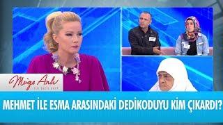 Mehmet ile Esma arasındaki dedikoduyu kim çıkardı? - Müge Anlı İle Tatlı Sert 27 Eylül 2018