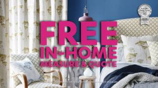 FREE Curtain Making on Thousands of Fabrics at Guthrie Bowron* - until 21 August 2017