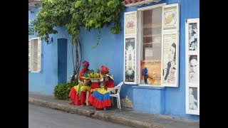 Colombia: Colombian folk music and slide show