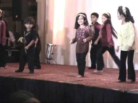 SASC 2007 Diwali Ball Children's Dance
