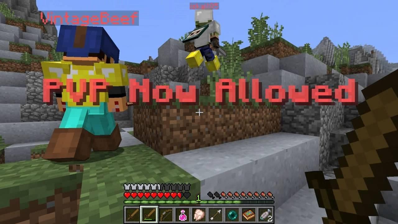 Download Video Minecraft - Hermit Wars #2: Into The Mines MP3 3GP