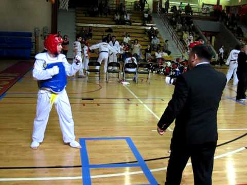 Doma Tai Kwan Do Competition