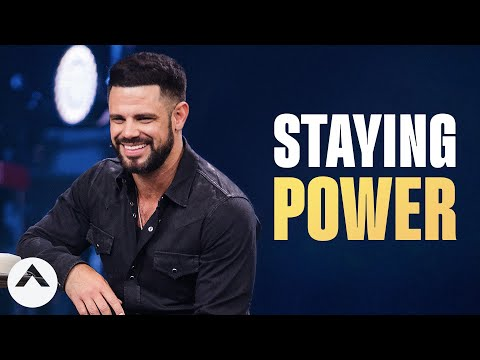 Staying Power | Appointment With An Angel | Pastor Steven Furtick | Elevation Church