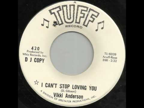 Vicki Anderson - I Can't Stop Loving You