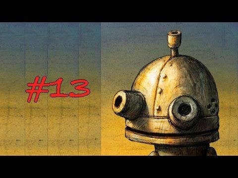 ¡¡ME VUELVO LOCO CON LA CAJA DE MÚSICA !!   Machinarium #13   TheAlvaro845   Español