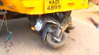 COORG LIVE ACCIDENT CAPTURE BY DIVAKAR