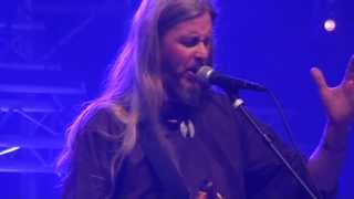 Stille Volk - Intro / Danse de la corne - Hellfest 2013