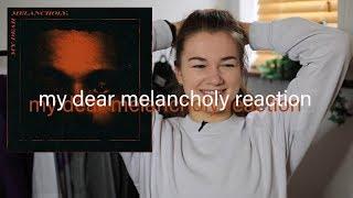 The Weeknd Album Reaction | My Dear Melancholy