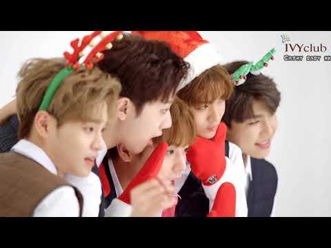 Wanna One x IVYclub Season 2018N Making Video + Uniform Slideshow