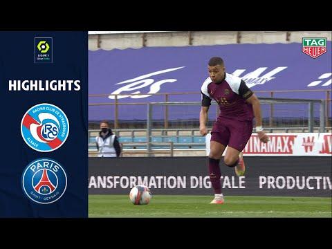 Strasbourg PSG Goals And Highlights
