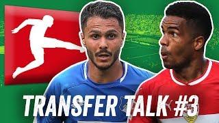 VfB Stuttgart, Eintracht Frankfurt, Hertha BSC uvm! Bundesliga Transfer Talk #3