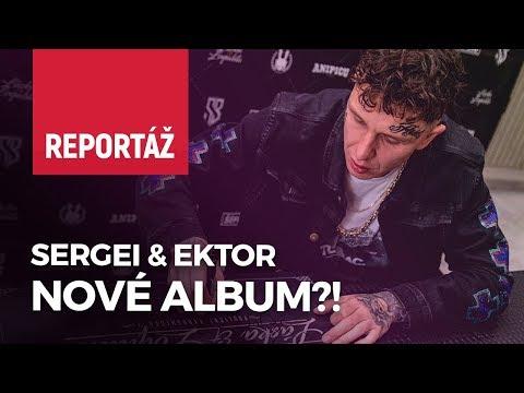Ze Sergeiovy PE3 fanouškové omdlévají. Chystá Ektor nové album?