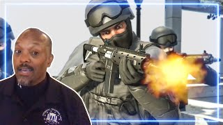 FBI Agent REACTS to FBI in the GTA Series | Experts React