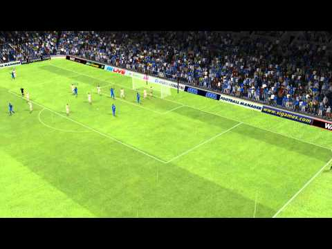 Chelsea vs Rosenborg - Sturridge Goal 84th minute