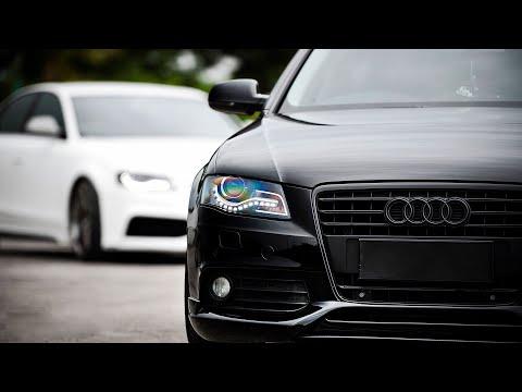 Самый честный отзыв о Audi A4 (B8)