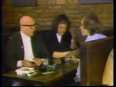 ROBERT PATRICK INTERVIEW Emerging Playwrights 1976 - Richard Barr, Lanford Wilson, Ellen Stewart