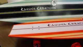 видео Kahuna Creations