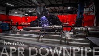 Sneak Peek: APR's new exhaust program!