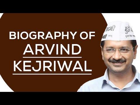 Biography of Arvind Kejriwal, Chief Minister of Delhi and winner of Ramon Magsaysay Award
