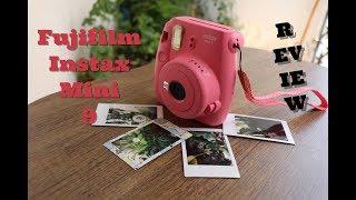 Fujifilm Instax Mini 9 UNBOXING !!! فتح كاميرا فيوجي فيلم انستاكس 9
