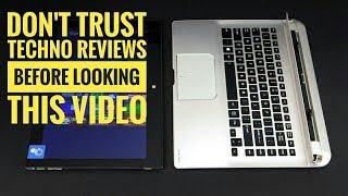 Look Toshiba Satellite Click 2 Pro Laptop Review