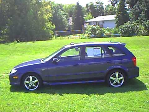 2003 Mazda Protege 5 - YouTube