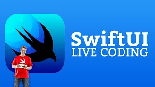 SwiftUI Live: Building an app from scratch
