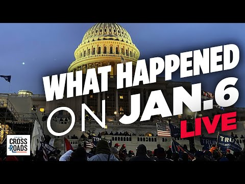 Live Q&A: What Happened Jan 6 at US Capitol? A Look into Events Surrounding the Electoral Vote C