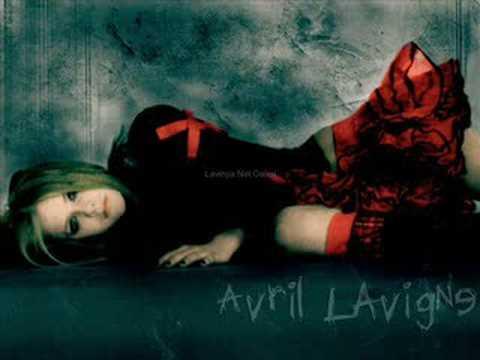 Avril Lavigne-My happy ending instrumental/karaoke - YouTube