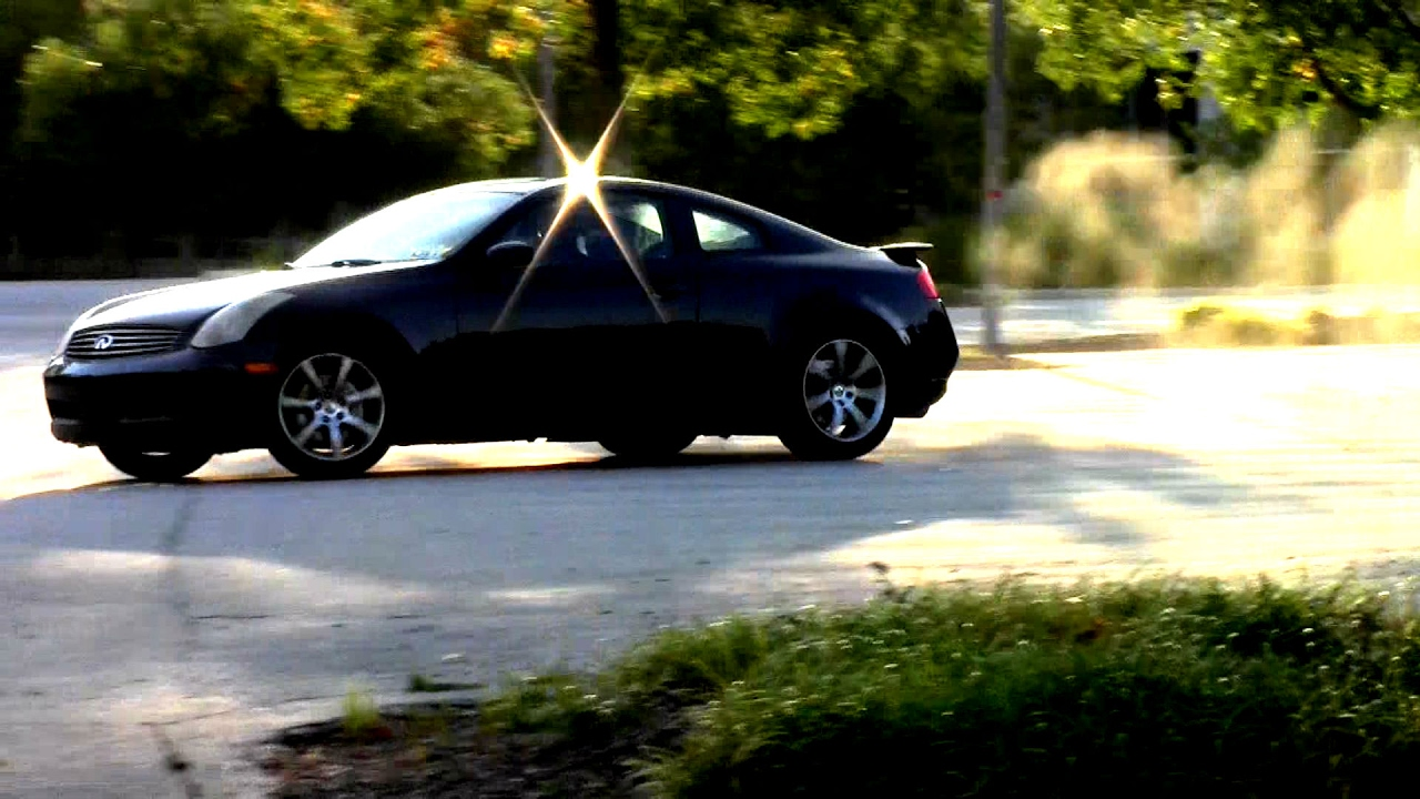 2003 Infiniti G35 Coupe Review  YouTube