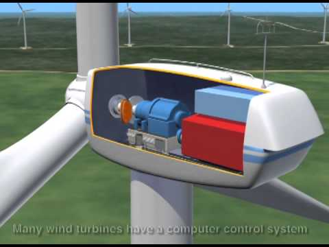 MidAmerican Energy Wind Farm Virtual Tour