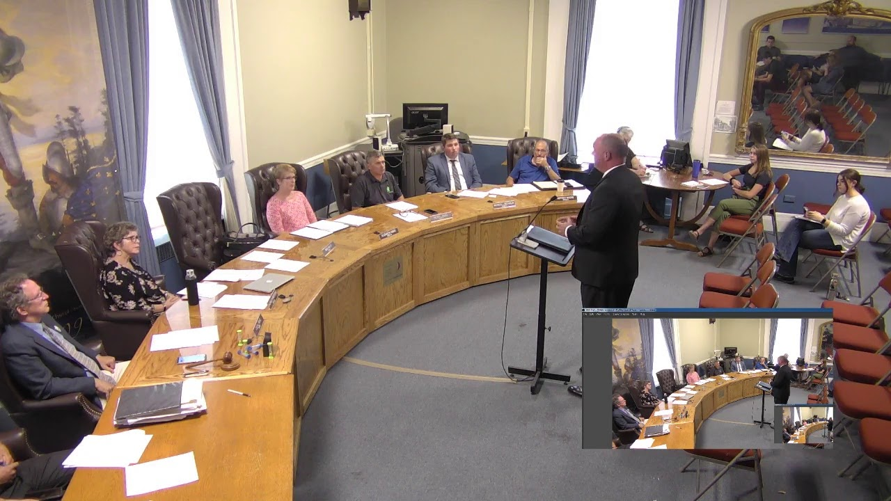 City of Plattsburgh, NY Meeting  8-22-19