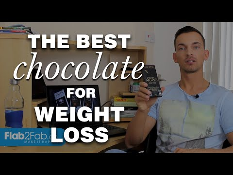The Best Chocolate For Weight Loss