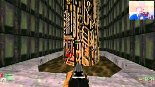 Let's Play Doom II: Flashback to Hell (FTH666.wad) [MAP04 - The Convergence]