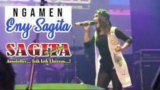 Download Mp3 Ngamen Apik Apik - Eny Sagita Terbaru 2019 - Live Bersama Sagita Music At New Ex
