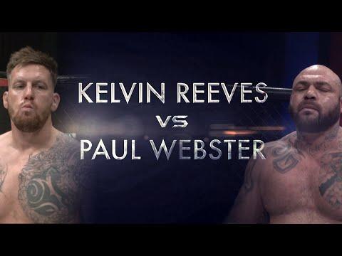 UCMMA 61 - Kelvin Reeves vs Paul Webster