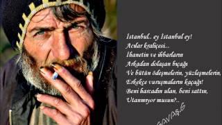 Aşık nursani Gönül Sarayinda Gömün Garibi.
