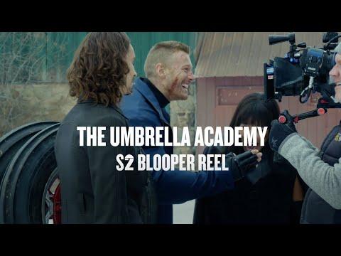 'The Umbrella Academy' - Season 2 - Blooper Reel