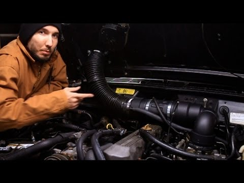 Jeep Snorkel Diy For 144 37 Or Less Youtube